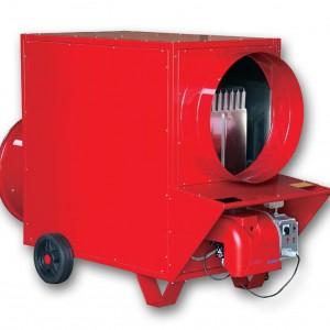 Generatore aria calda grossa portata