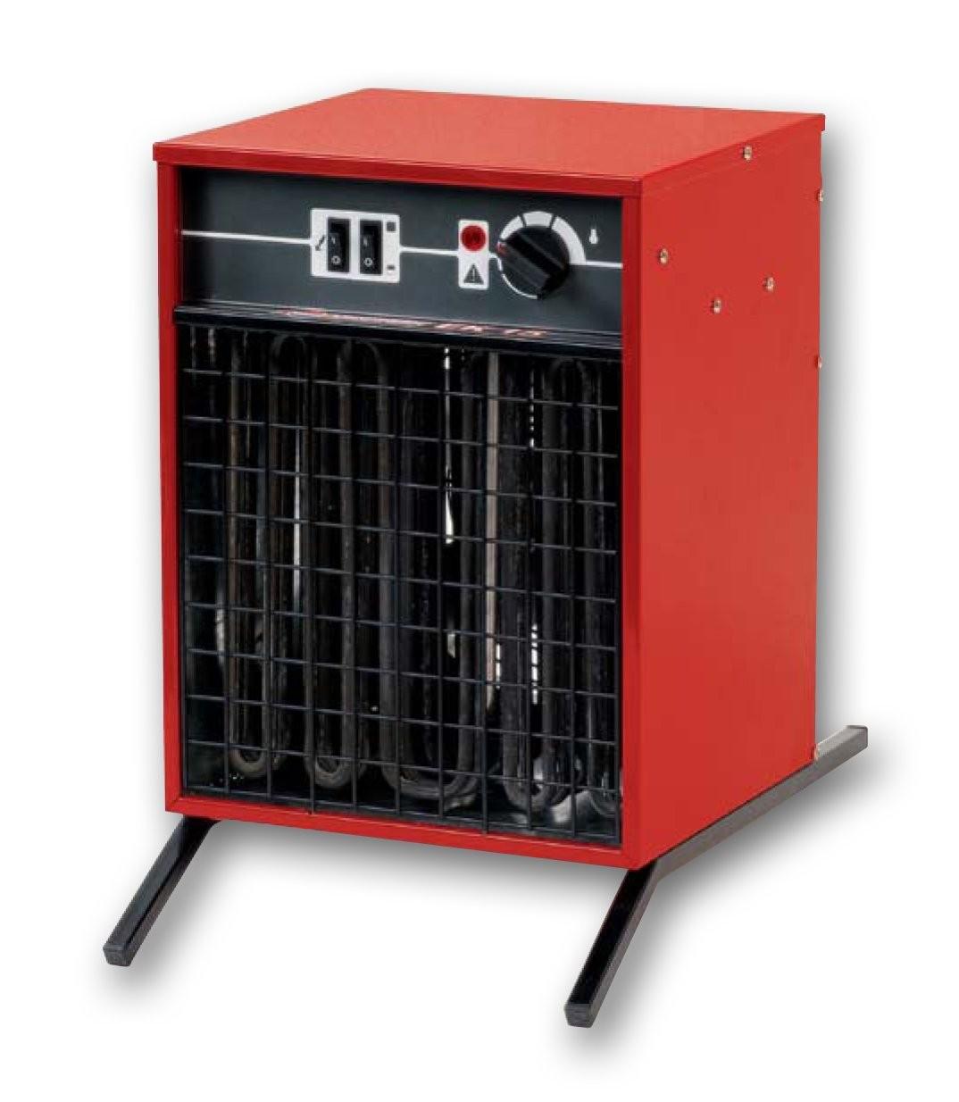 Generatori di aria calda di grossa portata - Noleggio Riscaldamento